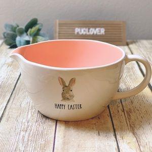 RAE DUNN Easter Bunny Batter Bowl { HAPPY EASTER }